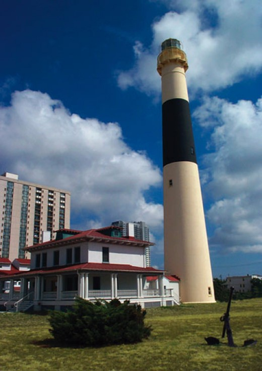 Absecon lighthouse, Atlantic City