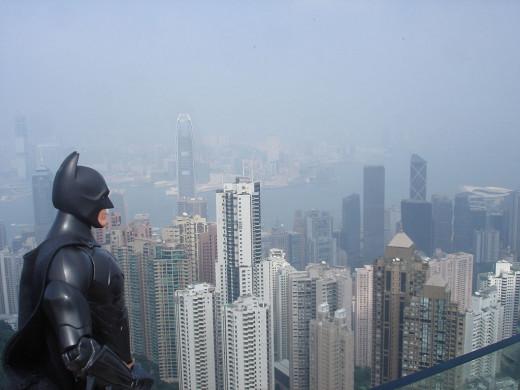 Batman or an imposter?