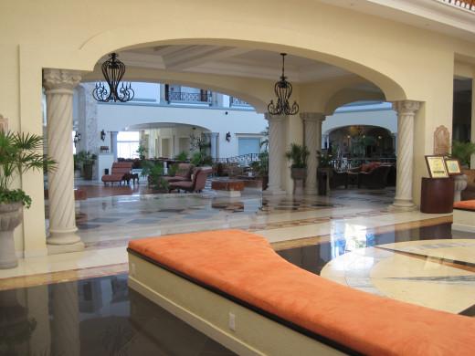 Hyatt Zilara Cancun Lobby