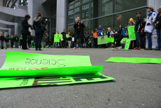2014 IDSA IDWeek Lyme Protest was one of many examples of Patients gathering around the world to ask for change.
