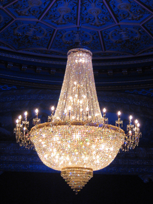 Royal Lyceum Edinburgh Chandelier
