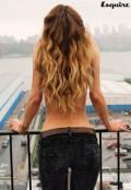 Lighten hair with hyrdrogen peroxide