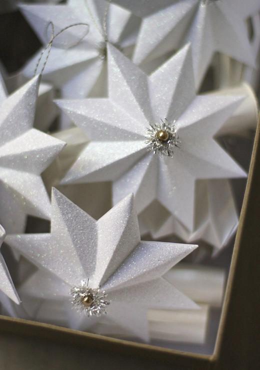 Glitter star
