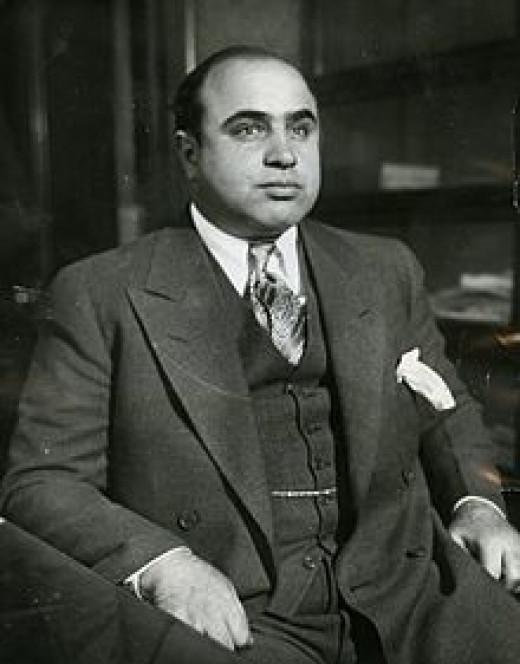 Al Capone, 1930