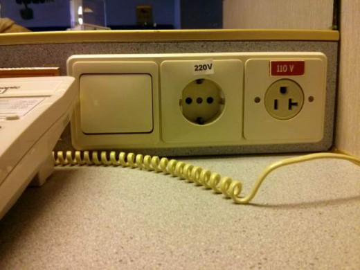 This is the power point outlet used on Superstar Libra