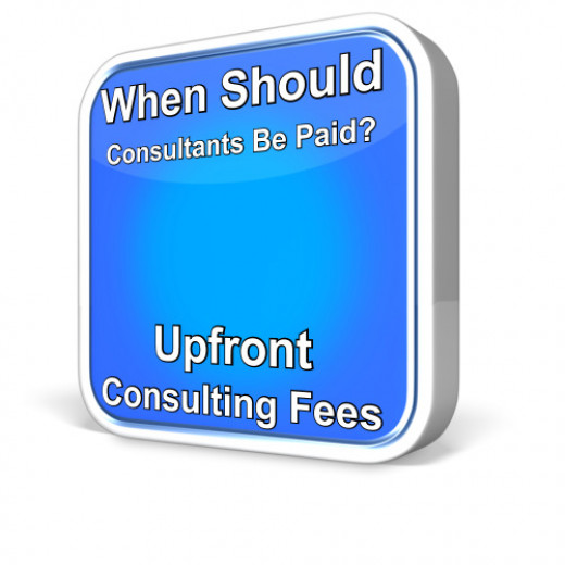 Upfront Consulting Fees