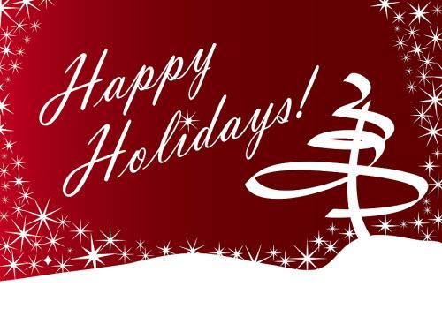 I celebrate holidays generically