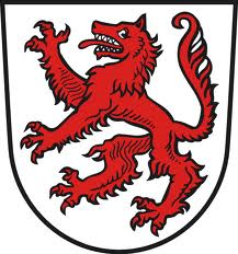 Passau Coat of Arms; Source: Google Image Search