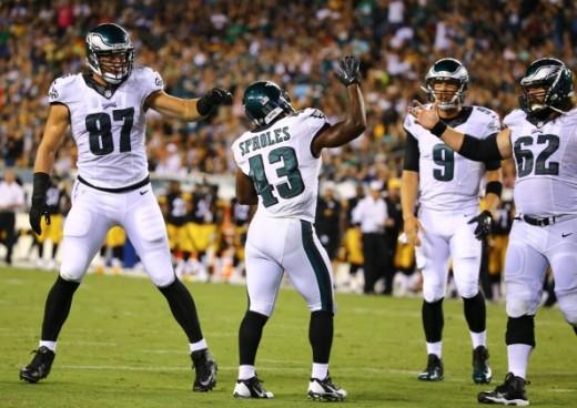 Philadelphia Eagles RB / PR Darren Sproles