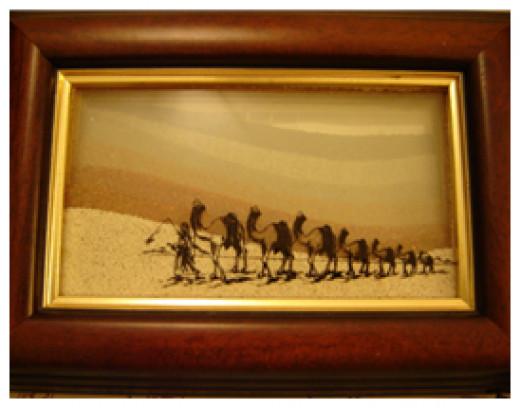 Sands of the United Arab Emirates