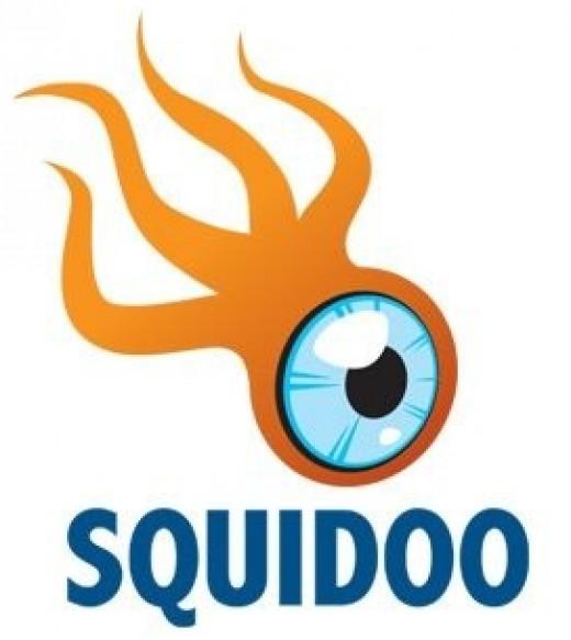 Squidoo Logo (Used with Permission)