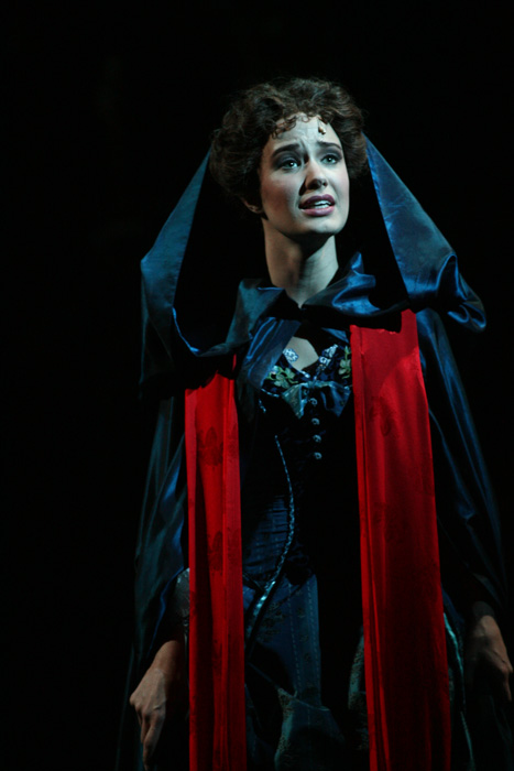 Sierra Boggess as Christine Daae