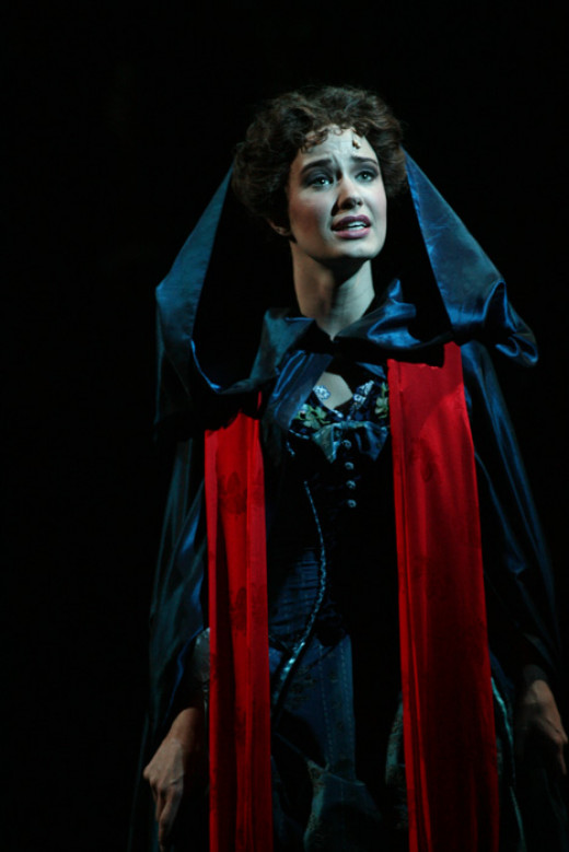 Sierra Boggess as Christine Daae