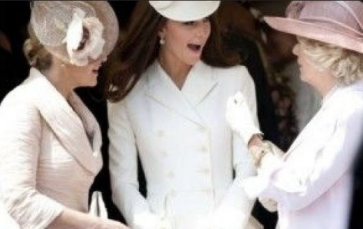 Kate Middleton is the talk of Fashion