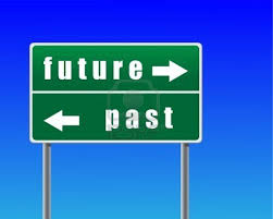 The past should be put behind you so that you can move into the future