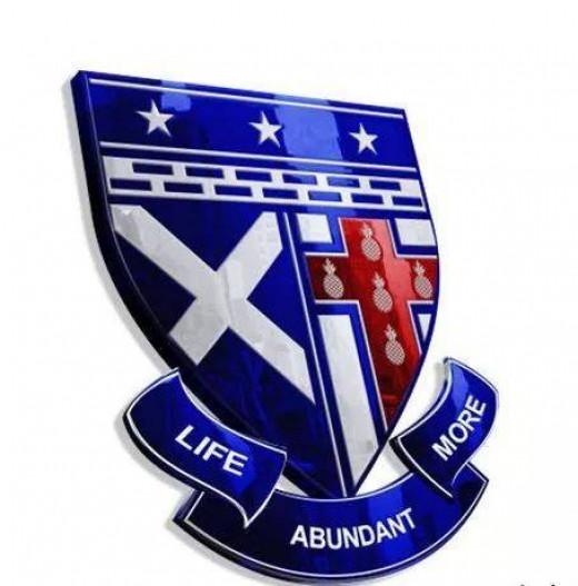 Alma Mater Crest