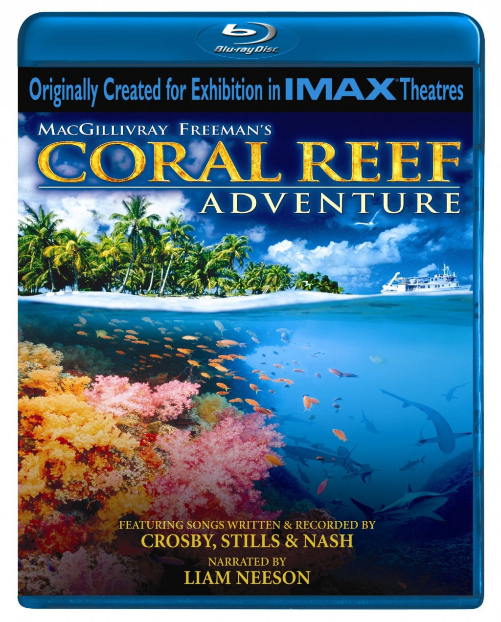 Imax Coral Reef Adventure Review