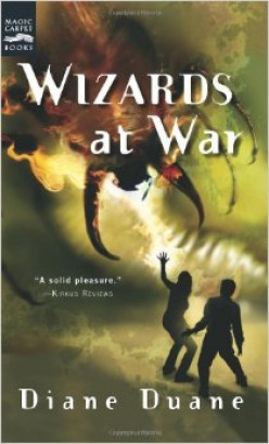 Wizards at War (Young Wizards #8) by Diane Duane