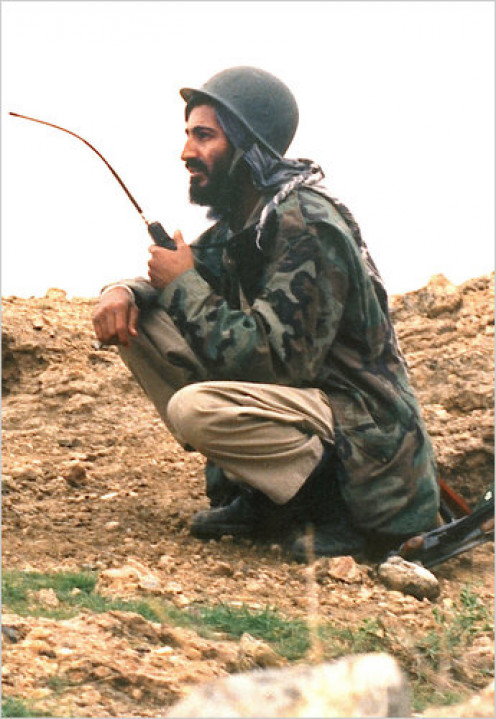 The defense of Afghanistan by mujahideen helped establish the myth of Osama bin Laden.
