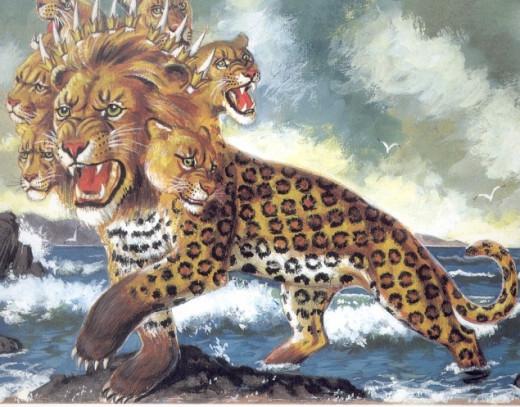 Beast from revelations