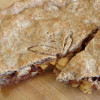 Tender, flaky, delicious 100 percent whole wheat pie crust recipe