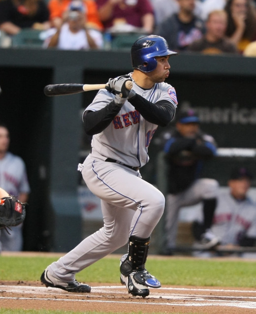 Carlos Beltran took the Mets to within a game of the 2006 World Series.