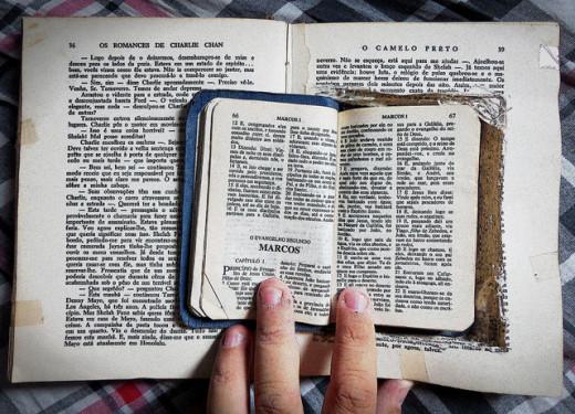 Hiding the Bible