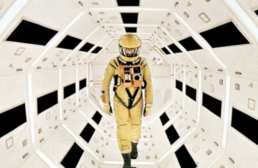 Mrs  I. Liesalot Has Watched 2001 A Space Odyssey More Than Anyone Else in the World. She is a Record Breaker.