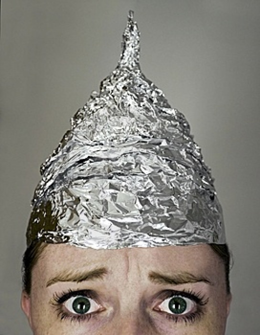My Record Breaking Tin Foil Hat