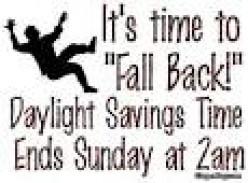 Daylight Savings Time - Keep It Simple Stupid.