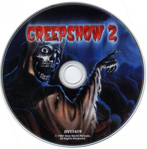 Creepshow 2 has had three total films which are Creepshow, Creepshow 2 and Creepshow 3. Stephen King was one of the writers of the series.