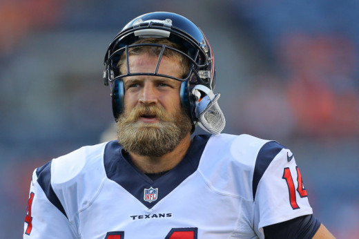 Houston Texans QB Ryan Fitzpatrick
