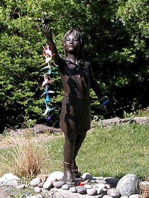Sadako in Peace Park