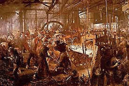 Industrial Revolution (1760 to 1820-1840)
