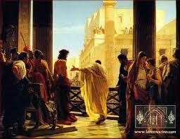 Jesus at Gabbatha