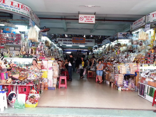 Entrance to Han Market
