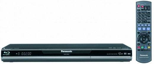 Panasonic DMP-BD60 Blu-ray Disc Player