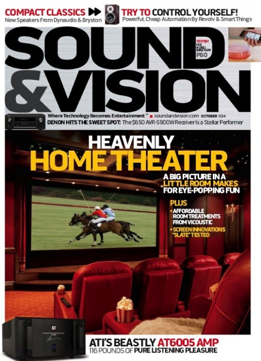 Sound and Vision Magazine