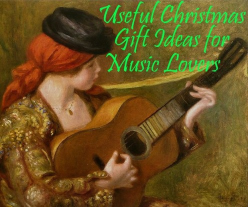 6 Useful Christmas Gift Ideas For Music Lovers