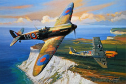 Will's War in Brighton: A Twelve-Year-Old Spitfire Pilot