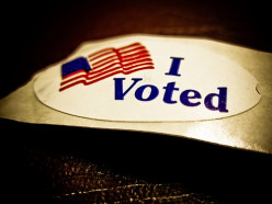 Will you be voting today?