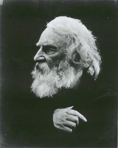 Henry Wadsworth Longfellow by Julia Margaret Cameron