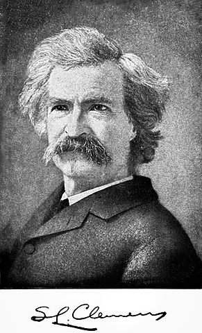 Mark Twain (Samuel Clemens)