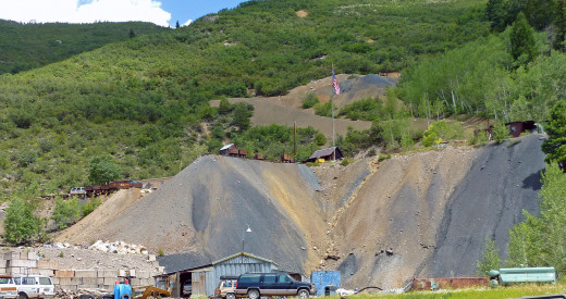 Smuggler Mine, Aspen, CO