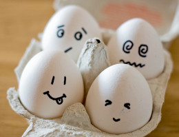 Learn what's hype and what's real info on your egg carton!