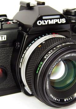 Olympus OM 35mm SLR Cameras, 1971 - 1984