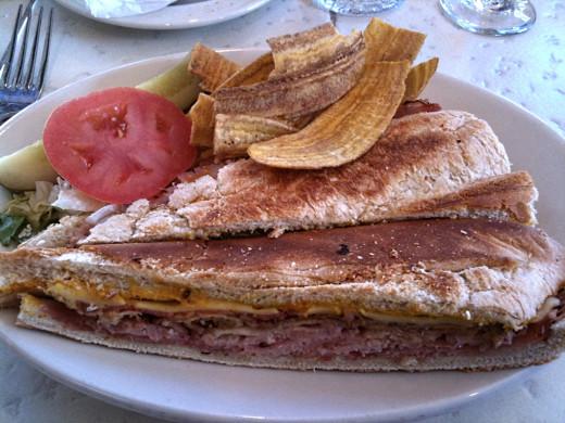 Traditional Cuban Sandwich