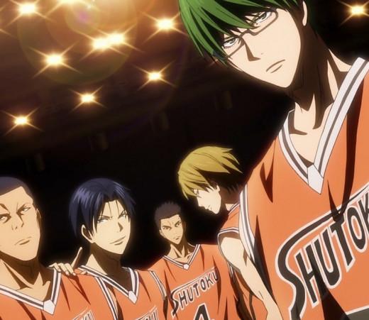 Shutoku High School Basketball Team