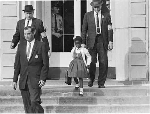 Ruby Bridges.