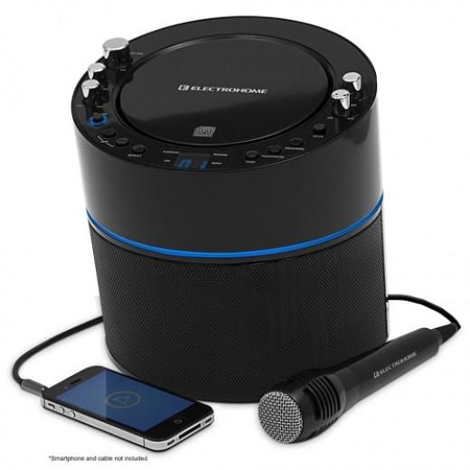 buying a karaoke machine